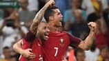 The Day at EURO: Penalty shoot-out glory for Portugal