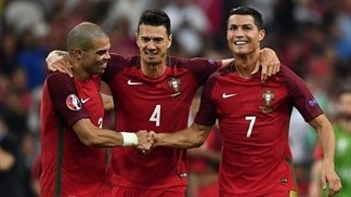 Luck of the draw bodes well for Portugal