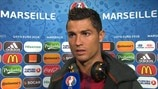 Ronaldo: Portugal were worthy winners