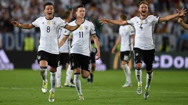 Thrilling drama for Germany, bitterness for Italy
