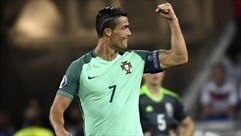 Ronaldo, Bale, Pogba – watch the best EURO 2016 set-piece goals