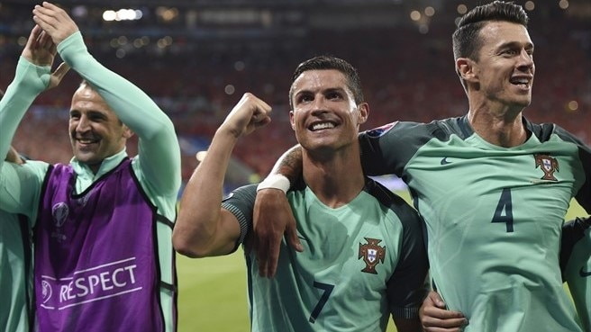 Ronaldo and Portugal ready to finish what they started