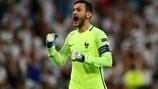 Lloris: France are 'calm' ahead of final