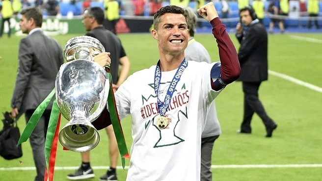 Ronaldo: One of the happiest moments of my career