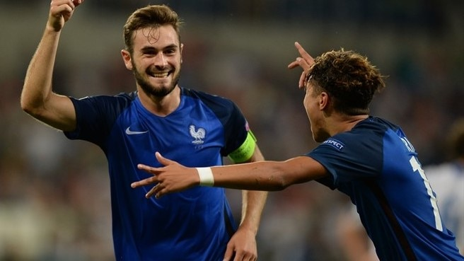 Captain Tousart on France's European champions