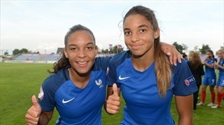 France into WU19 EURO final after comeback