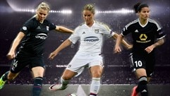 Best Women's Player in Europe: Hegerberg, Henry or Marozsán?