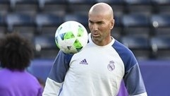 Watch Real Madrid prepare for the Super Cup