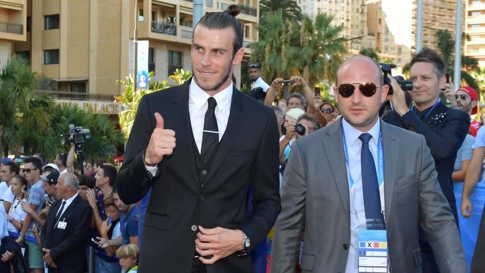 Gareth Bale (UEFA Champions League group stage draw)