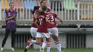 Women's Champions League qualifying: updates