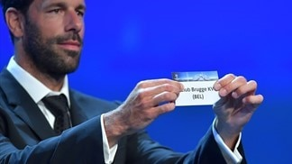 UEFA Youth League group stage draw