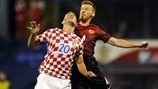Highlights: Croatia 1-1 Turkey
