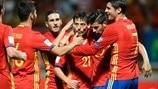Highlights: Spain 8-0 Liechtenstein