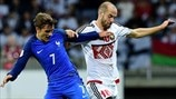 Highlights: Belarus 0-0 France
