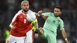 Highlights: Switzerland 2-0 Portugal