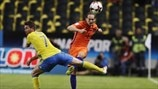 Marcus Rohdén (Sweden) & Daley Blind (Netherlands)