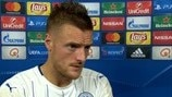 Vardy: Foxes went into game with 'no fear'