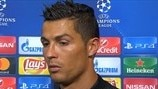 Ronaldo praise for Sporting after pushing Madrid all the way