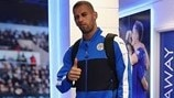 Behind the scenes: Leicester v Porto