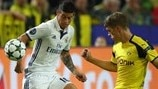 Matchday two game of the day: Dortmund 2-2 Real Madrid