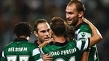 Matchday 2 highlights: Sporting CP 2-0 Legia