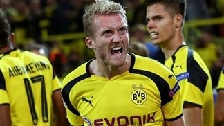 Dortmund's Schürrle denies Madrid at the last