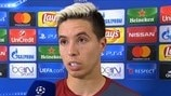 Nasri reflects on 'important win'