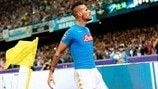 Scintillating Napoli too hot for Benfica