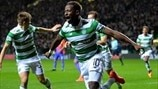 Listen to Celtic's opener against Man. City