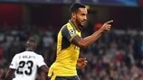 Matchday 2 highlights: Watch Walcott's Arsenal double against Basel