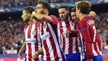 Matchday 2 highlights: See Carrasco's winner for Atlético against Bayern