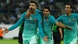Matchday 2 highlights: See Barcelona comeback against Gladbach