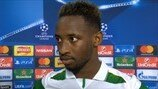 Dembélé: Celtic showed they can compete
