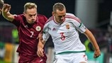 Highlights: Latvia v Hungary