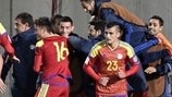 Highlights: Andorra v Switzerland