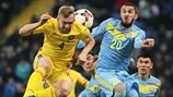 Highlights: Kazakhstan v Romania