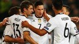 Highlights: Germany v Northern Ireland
