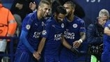 The story of Leicester's group stage