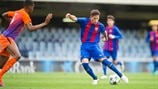 UEFA Youth League highlights: Barcelona 1-0 Man. City