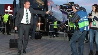 Behind the scenes: Celtic v Mönchengladbach