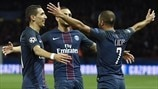 Matchday 3 highlights: Paris 3-0 Basel