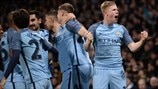 The story of Manchester City's group stage