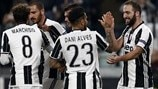 The story of Juventus's group stage