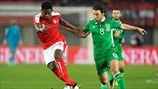David Alaba (Austria) & Harry Arter (Republic of Ireland)