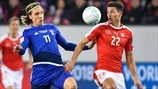 Jóan Edmundsson (Faroe Islands) & Fabian Schär (Switzerland)