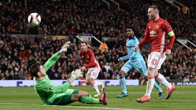Ibrahimović inspired by United record-breaker Rooney