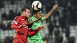 Highlights: Stalemate sends St-Étienne through