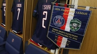 Behind the scenes: Paris v Ludogorets