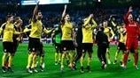 The story of Dortmund's group stage