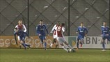 UEFA Youth League highlights: Ajax v Juventus